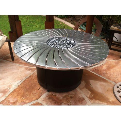 Medium Crop Of Propane Fire Pit Table
