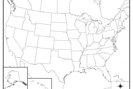 pics photos united states map coloring pages