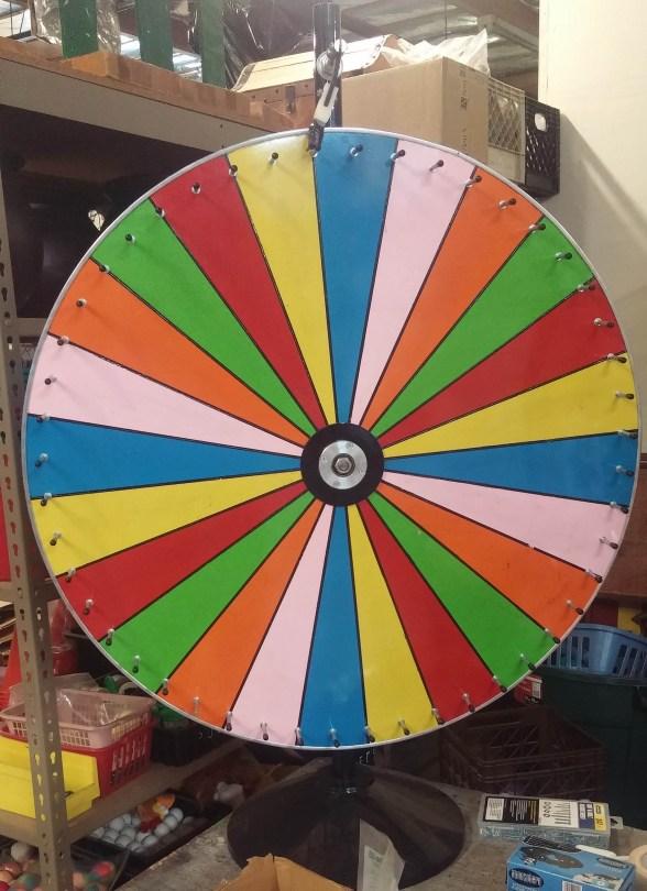 """36"""" Color Wheel - $60"""