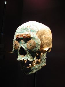 Aztec Skulls