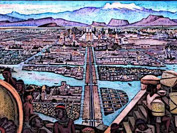 Aztec-Capital-Tenochtitlan
