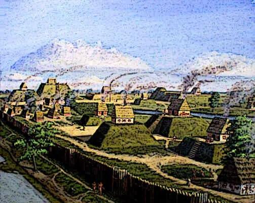 Aztec-Homes-on-Platform-Mounds