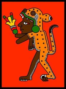 Aztec-Jaguar-Warrior