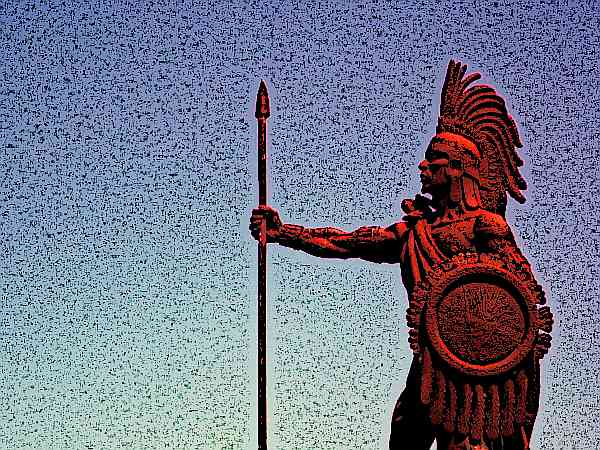 Aztec King Cuauhtémoc