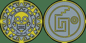 Aztec-Skull-Symbol