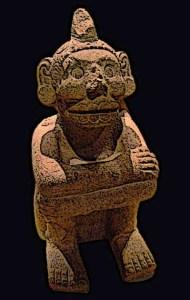 Mictlantecuhtli-Aztec-God