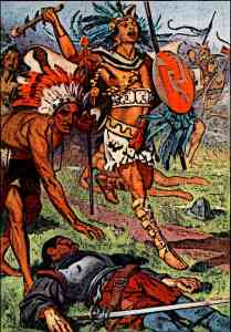 Spanish-Explorers-the-Aztecs-Fight-The-Spanish-Conquistadors