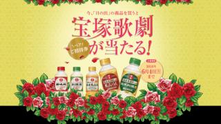 【終了】2018/6/4キング醸造 日の出みりん 宝塚歌劇ご招待キャンペーン2018