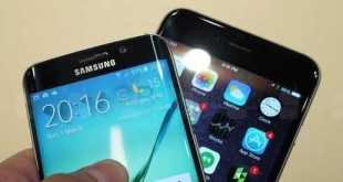 קרב הפלוס: Galaxy s6 edge plus מול iPhone 6 Plus