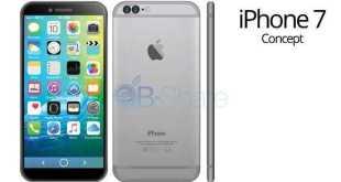 קונספט ישראלי: אייפון 7 – נטול כפתורים פיזיים (R.B.Z)