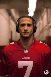 Colin Kaepernick Beats Headphones