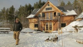Permaculture, homesteading, cold climate, and compost-powered heating in the Vermont hills