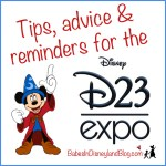 Tips and tricks for attending the D23 Expo