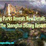New Details Shanghai Disney Resort