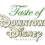 Taste of Downtown Disney