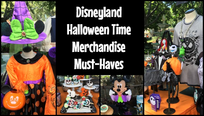 Disneyland Halloween Time Merchandise Must-Haves