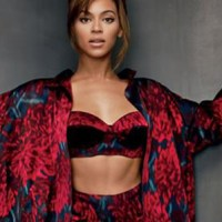 Beyonce in Vogue March 2013