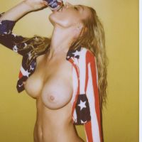 Nude 'n Boobtastic Polaroids of @Kayden_Kross by Andrew Kuykendall