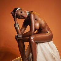 Chasity Samone Is a Flawless Nude Goddess