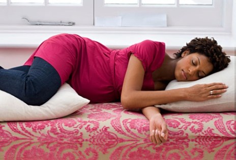 The Best Sleeping Position For Your Beautiful Pregnant Self