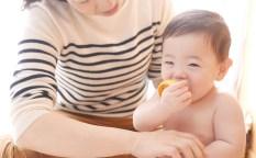 8ヶ月ベビーマッサージ