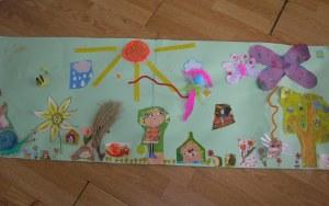 A lovely, creative, family activity for half term