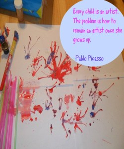 Sunday Inspiration: Every Child is an Artist