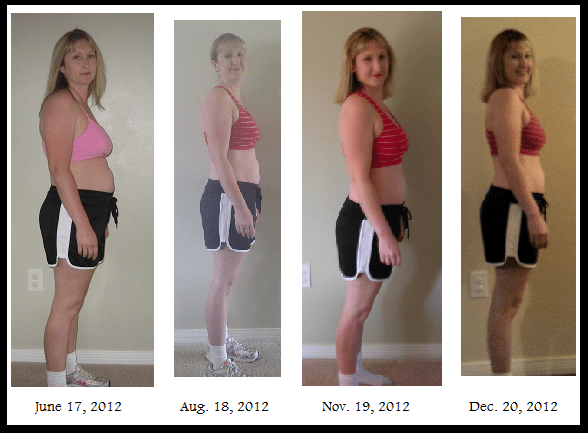 Shaklee Month 6 Picture