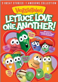 VeggieTales Lettuce Love One Another!