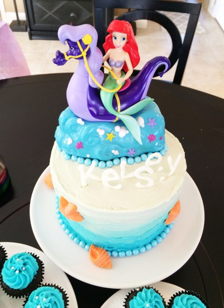 little mermaid party ideas