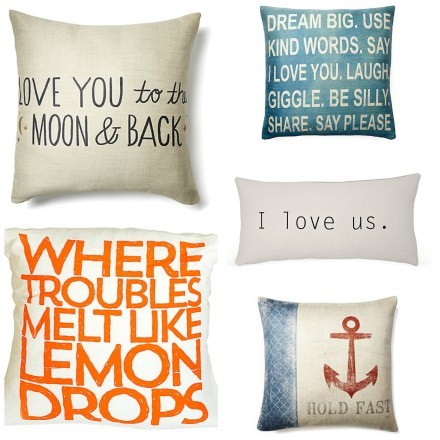 one kings lane pillow sale