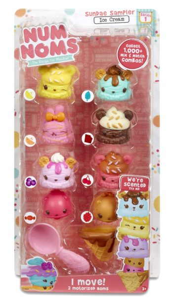 Num Noms Ice Cream Sundae Sampler Deluxe Pack