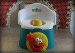 Potty with Elmo