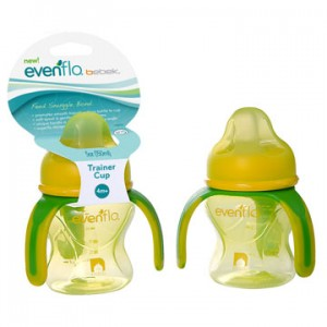Evenflo Bebek 3 Handle Trainer Cup {Review}