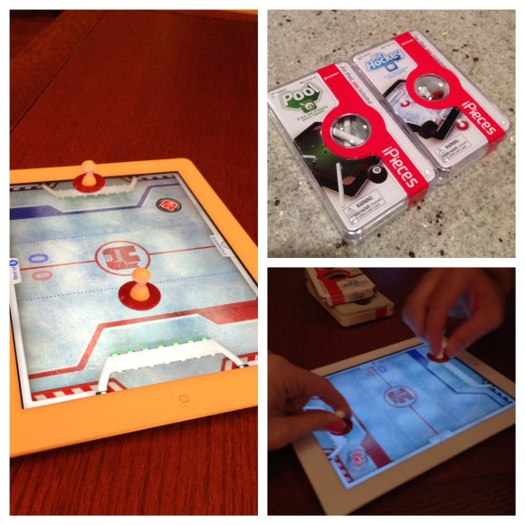 iPieces iPad Games {review & giveaway}