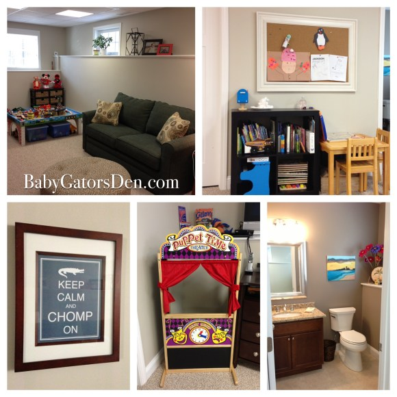 photo 13 660x660 Our La Z Boy Playroom Re do is Complete!