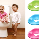 Potty Training, Round 2 with Bumbo