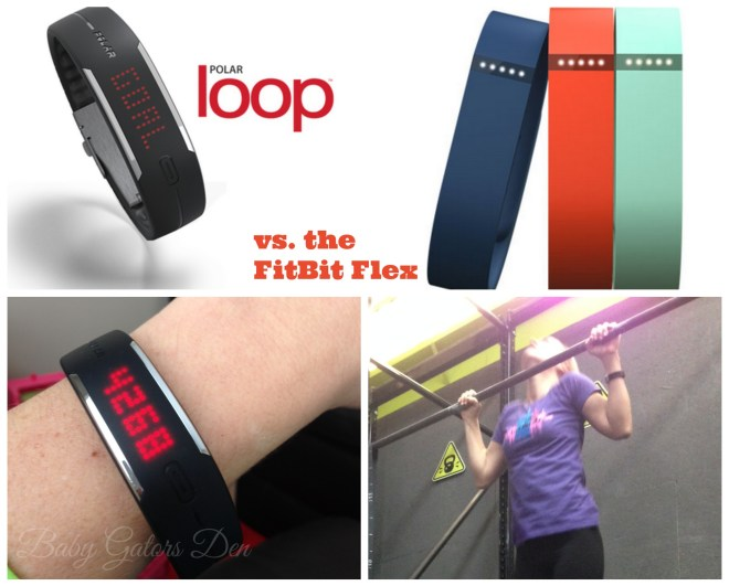 loop vs flex 660x531 Staying Fit with the Polar Loop vs. the FitBit Flex