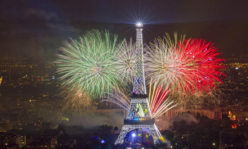 July 14th Bastille Day Celebrations in Dublin   Babylon Radio The
