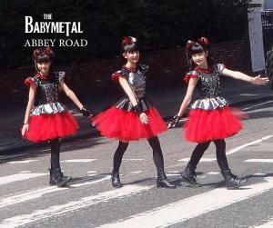 babymetal アビーロード