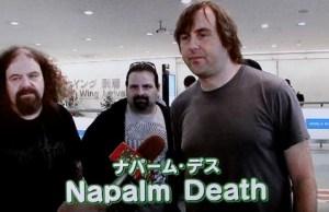 YOUは何しに日本へ?ナパームデス