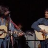 ジョージ・ハリスンとボブ・ディランの、貴重なアコースティック・ギターでのリハーサル映像