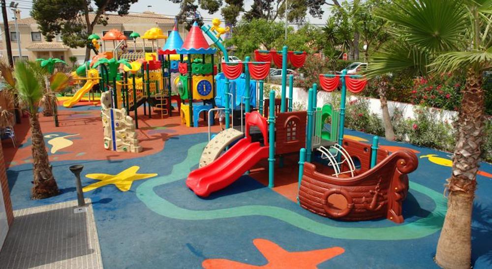 Hoteles con niños en España