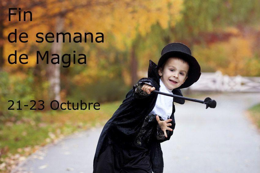 Fin de semana de Magia para niños