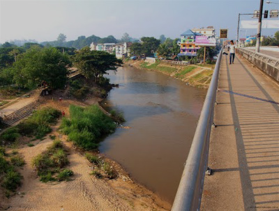 How to get from Hpa-An to Chiang Mai