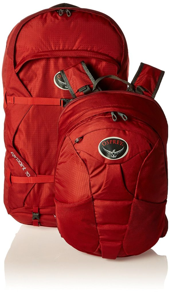 The perfect backpack for backpacking? - Osprey Farpoint 70 Review
