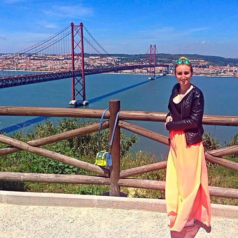 Martina Taeggi | Backpacker Profile