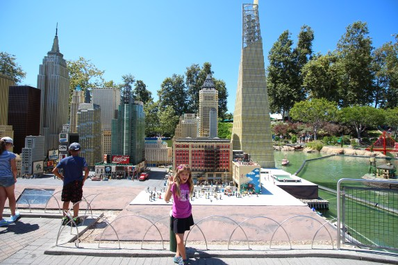 Erin and Adrian Go To LEGOLand (Photos)