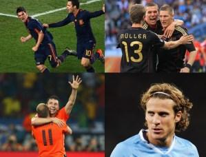 World Cup Semi-Final Previews
