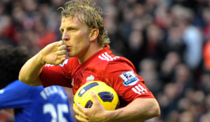 Liverpool dropping Kuyt is re-Dirkulous
